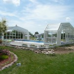 Swimming Pool Enclosure Sturdavant, WI