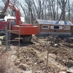 Removal of Concrete & Fiberglass Swimming Pool