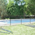 Install Fencing Around Swimming Pool