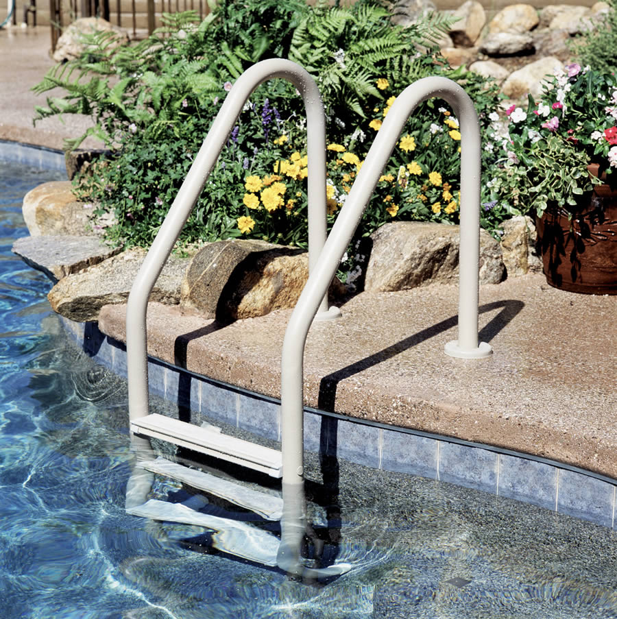 Inground Swimming Pool Ladder