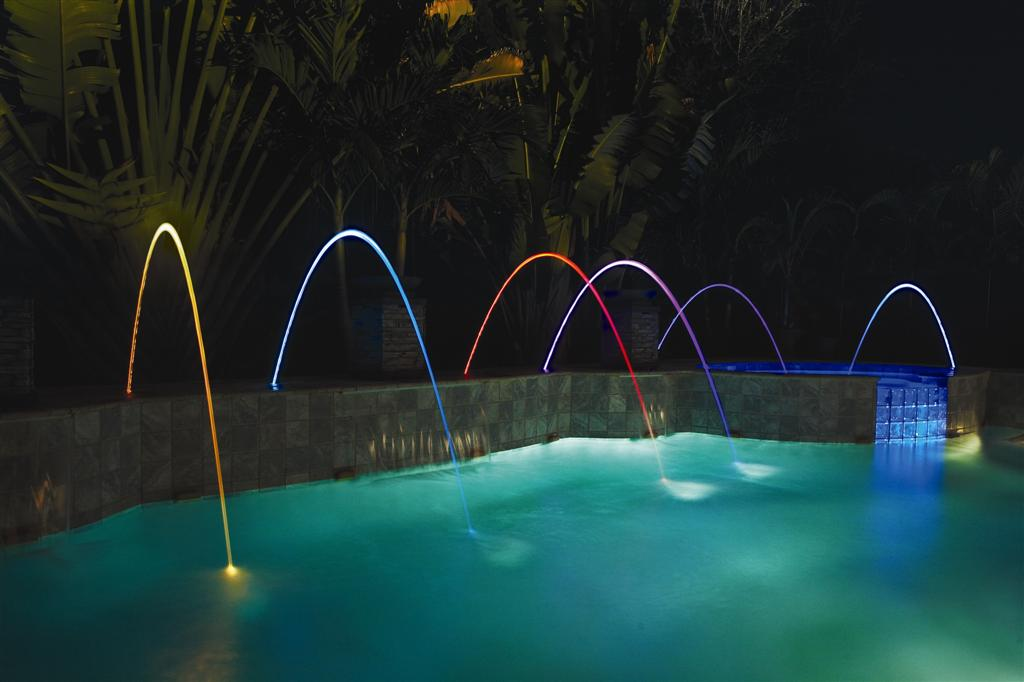 Swimming Pool Fountains Waterfalls Amp Deck Jets