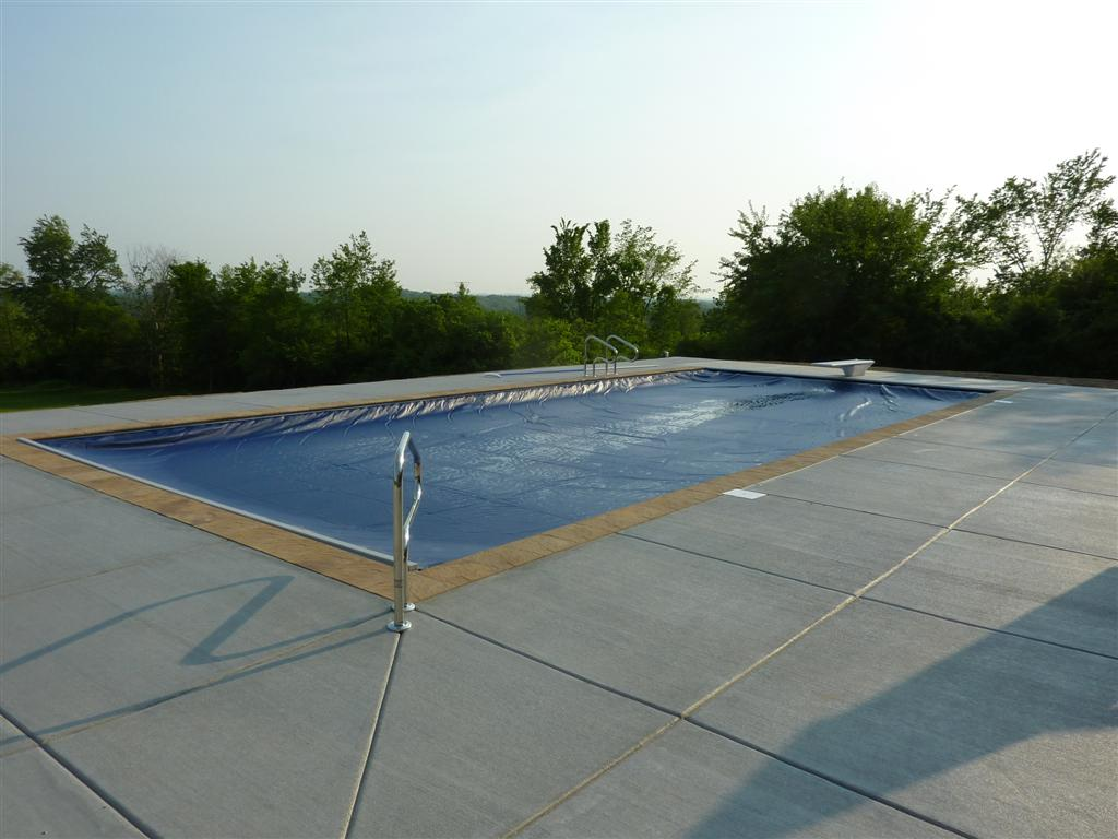 Pool Fencing & Decking - Pool Options & Upgrades | Penguin Pools