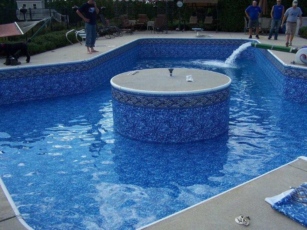 pool liner replacement cost waukesha