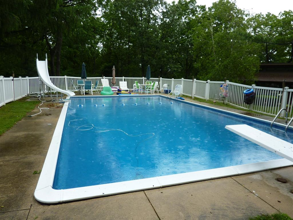 Rectangle Vinyl Liner Pool Replacement