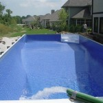 Fill Vinyl Liner Pool with Water