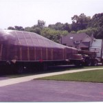 Your Fiberglass Pool Arrives at Your Home, MN