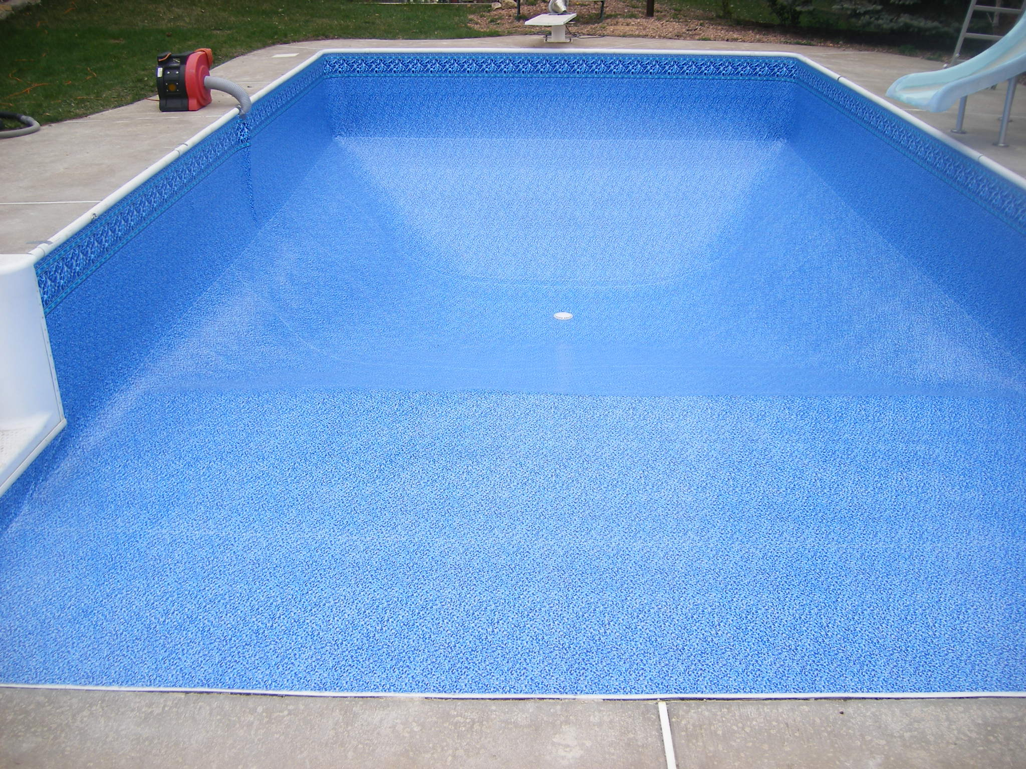 Swimming pool restoration repair portfolio completed for Uses for old swimming pools
