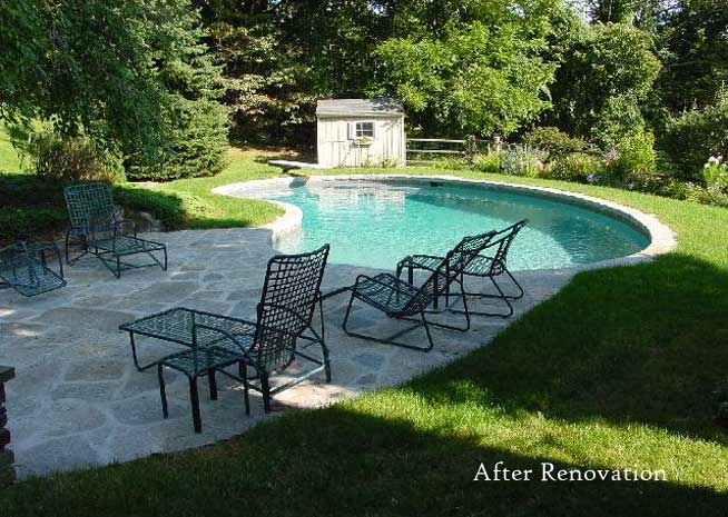 Curved kidney vinyl liner swimming pool prices for What to do with old swimming pool