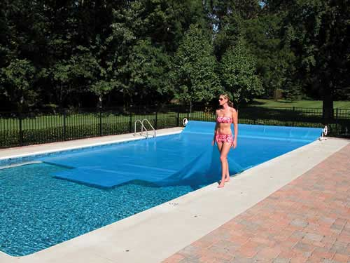 Inground Pool Solar Cover