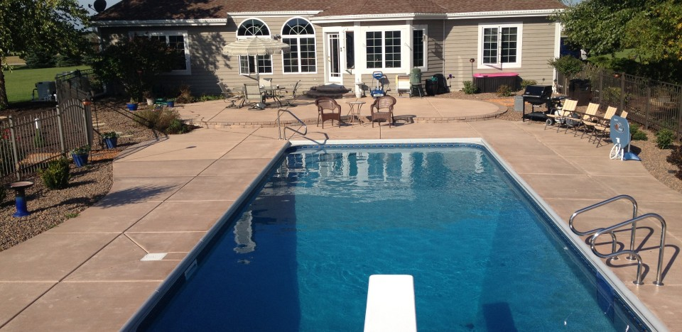 Inground Pool Contractor In Waukesha Wi Amp Mn