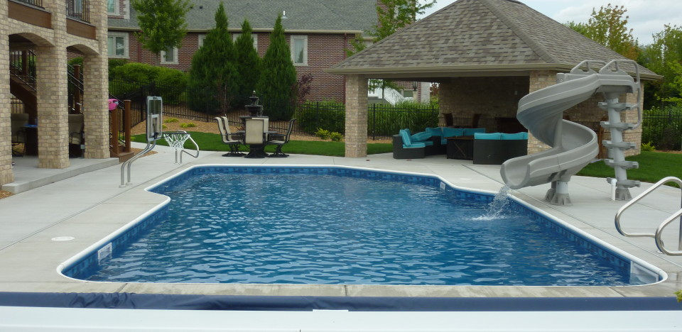 Inground Pool Contractor In Waukesha Wi Mn