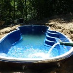 Backfill your FIberglass Pool at same Rate of Water Level