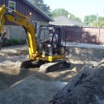 Finished Excavation in Tosa