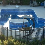 Vinyl Liner Swimming Pool in Colgate, WI