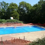 Form for Concrete Deck in Muskego, WI