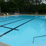 New Clean & Heater Commercial Swimming Pool