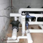 New Pool Pump, Chlorinator, and Valves Installed
