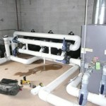 New Commercial Sand Filters Installed
