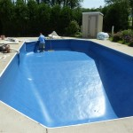 New Liner Installed, Pool Looks Brand New