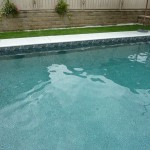 Penguin Pools Installed Vinyl Liner