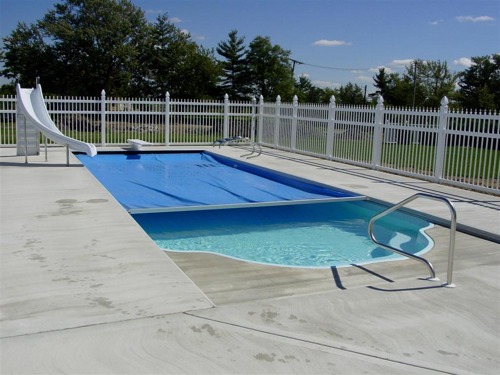 CoverStar Pool In Pool Automatic Pool Cover