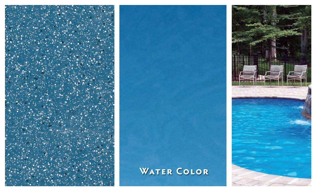 Swimming Pool Surface Comparison Chart : Fiberglass pool prices costs designs pricing