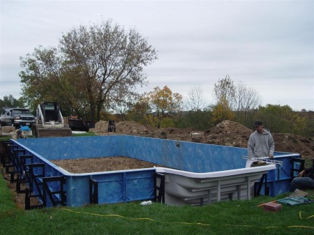 Types of vinyl liner pool walls for Best type of inground pool