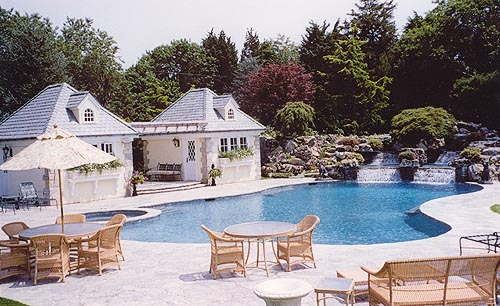 Concrete (Gunite) Pool Prices - Inground Pool Pricing