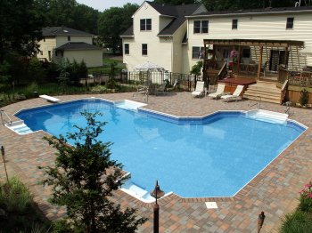 Vinyl Liner Swimming Pool Prices & Designs