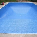 New Vinyl Liner Installed on Pool and Wrinkles Removed MN