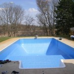 New Liner Installed on Swimming Pool MN