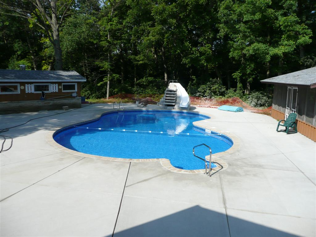 Swimming Pools With Waterfalls swimming pool fountains, waterfalls & deck jets