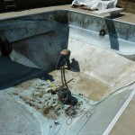 Pool Liner Removed and Water Drained in Brookfield, WI