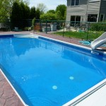 Fiberglass Pool Removed and Replaced with Vinyl Liner Pool