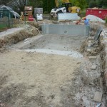 Steel Swimming Pool Installed in New Berlin, WI