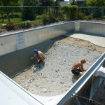 Steel Vinyl Liner Pool - New Berlin, WI