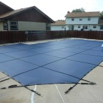 CoverStar Mesh Safety Cover for Inground Swimming Pool in Muskego, WI
