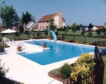 Vinyl Liner Pool Designs True L Richfield