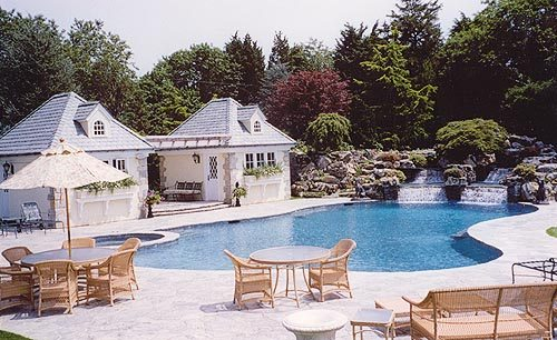 Concrete Pool Designs, Penguin Pools of WI & MN
