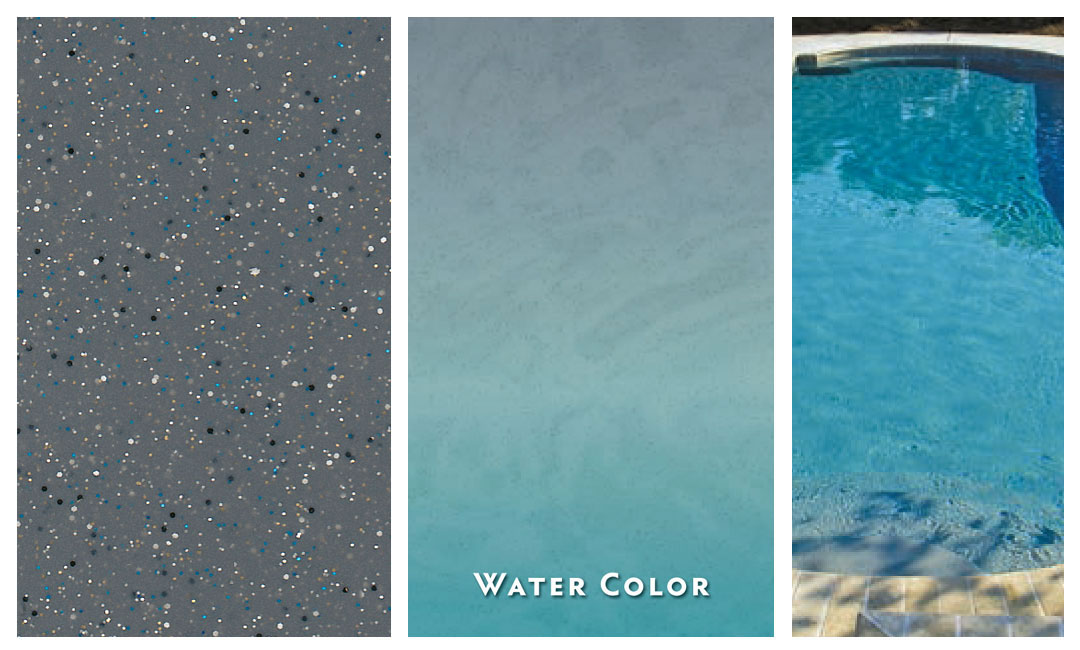 Fiberglass Pool Designs Trilogy River Rock