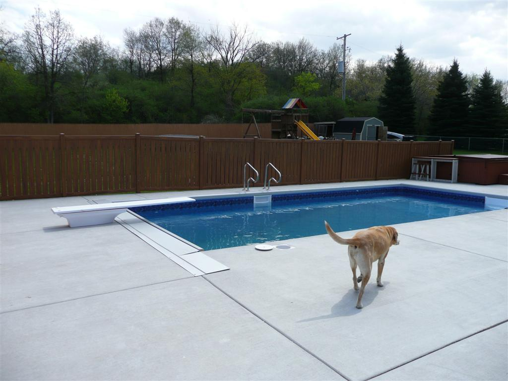 Pool Decking Dousman WI