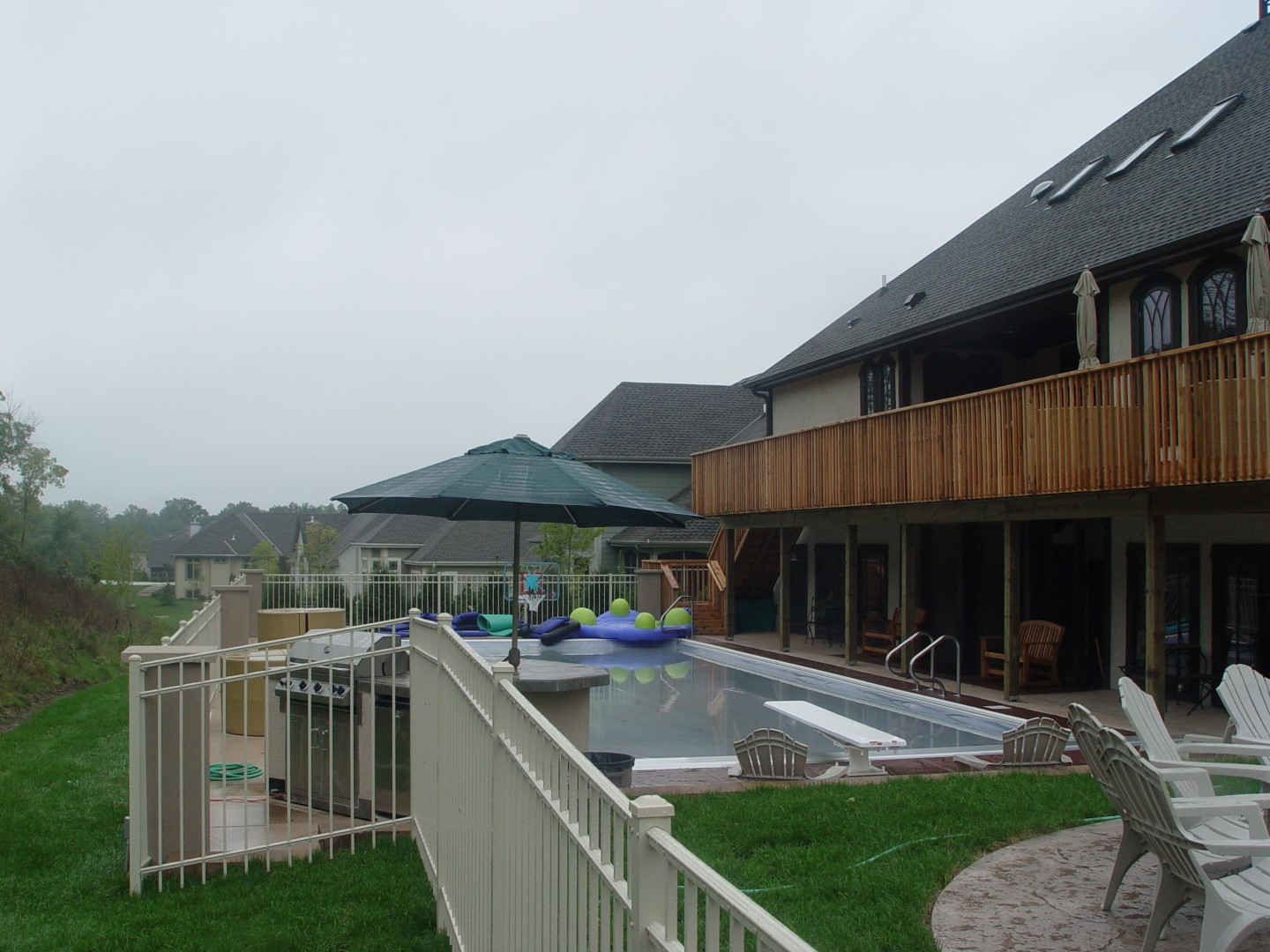 Pool Fencing Color Delafield WI
