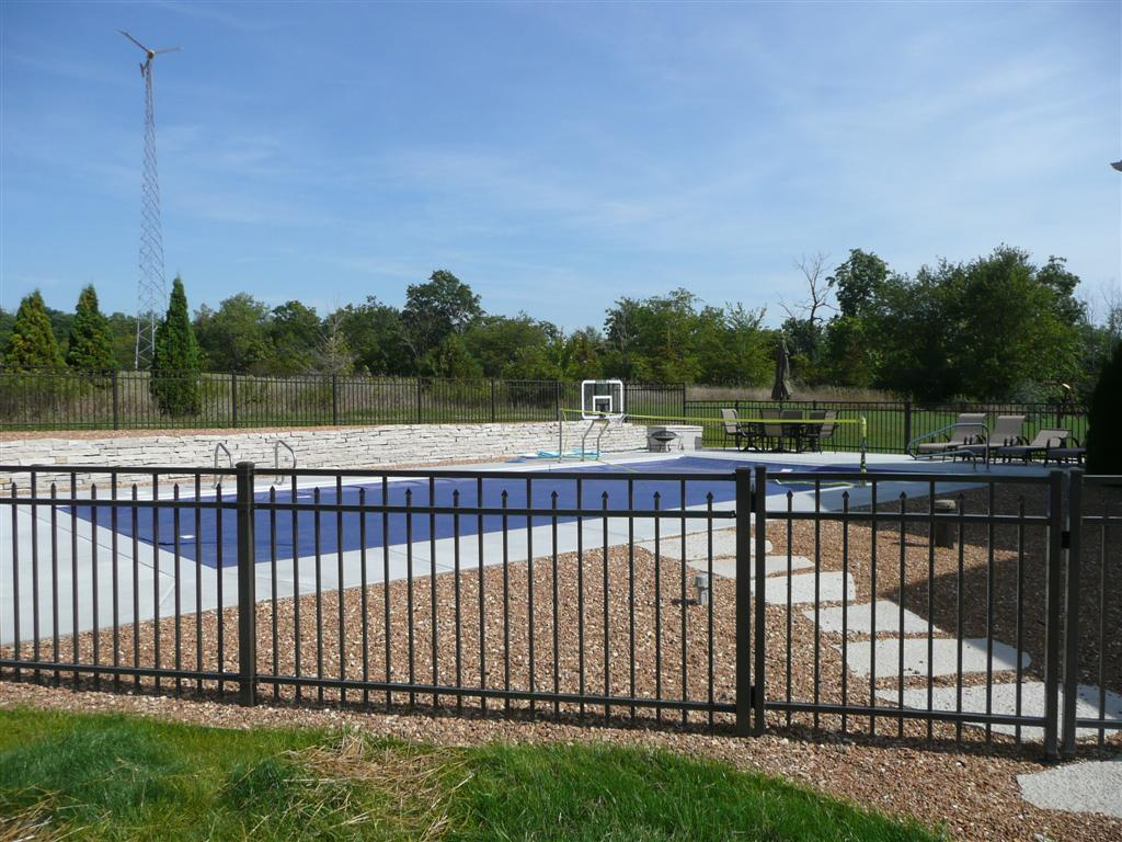 Pool Fencing Pickets Susses, WI