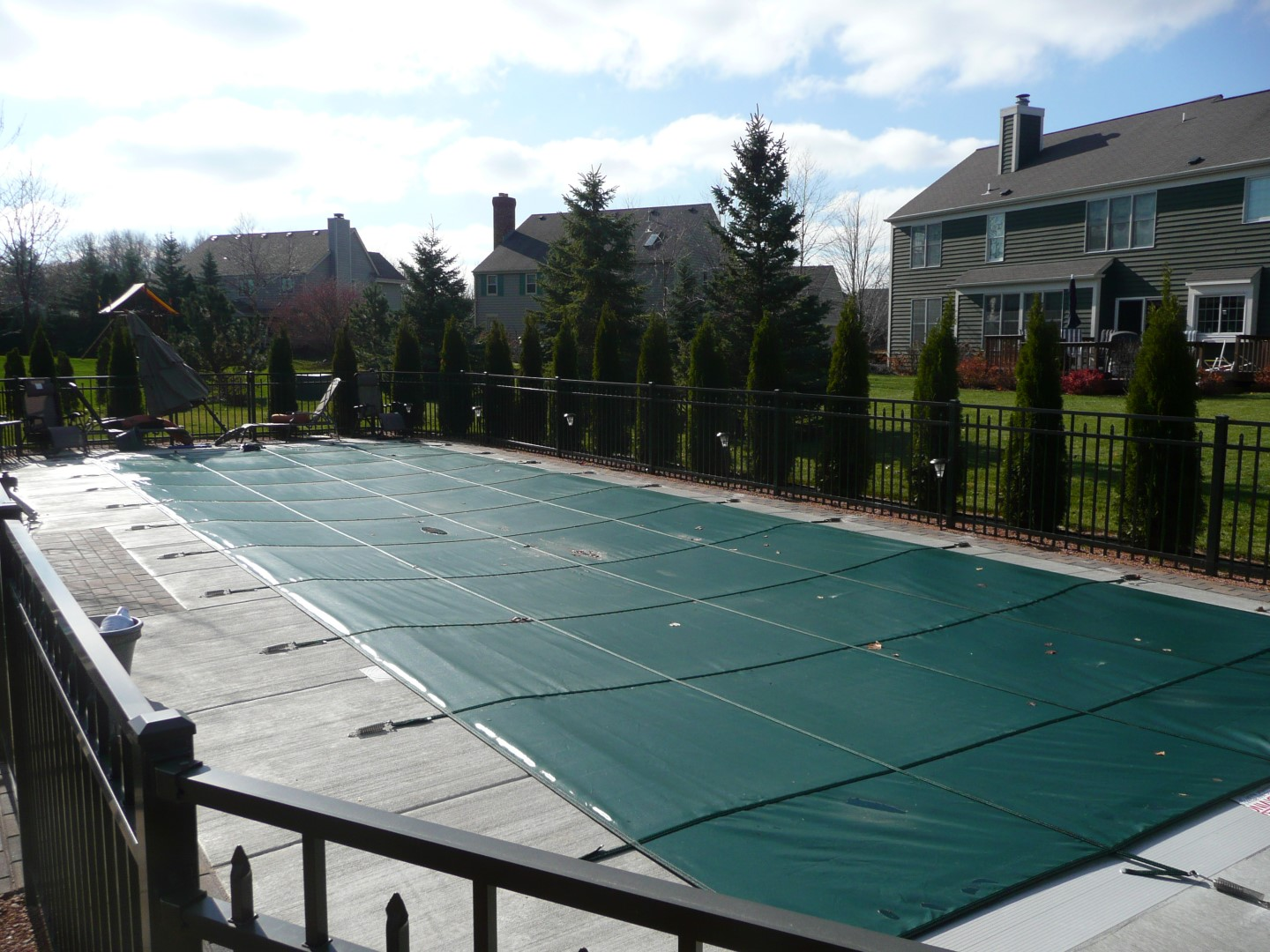 Pool Fencing Muskego WI