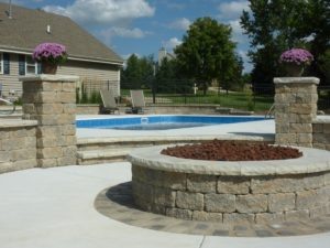 Standard Vinyl Liner Pool Package Milwaukee