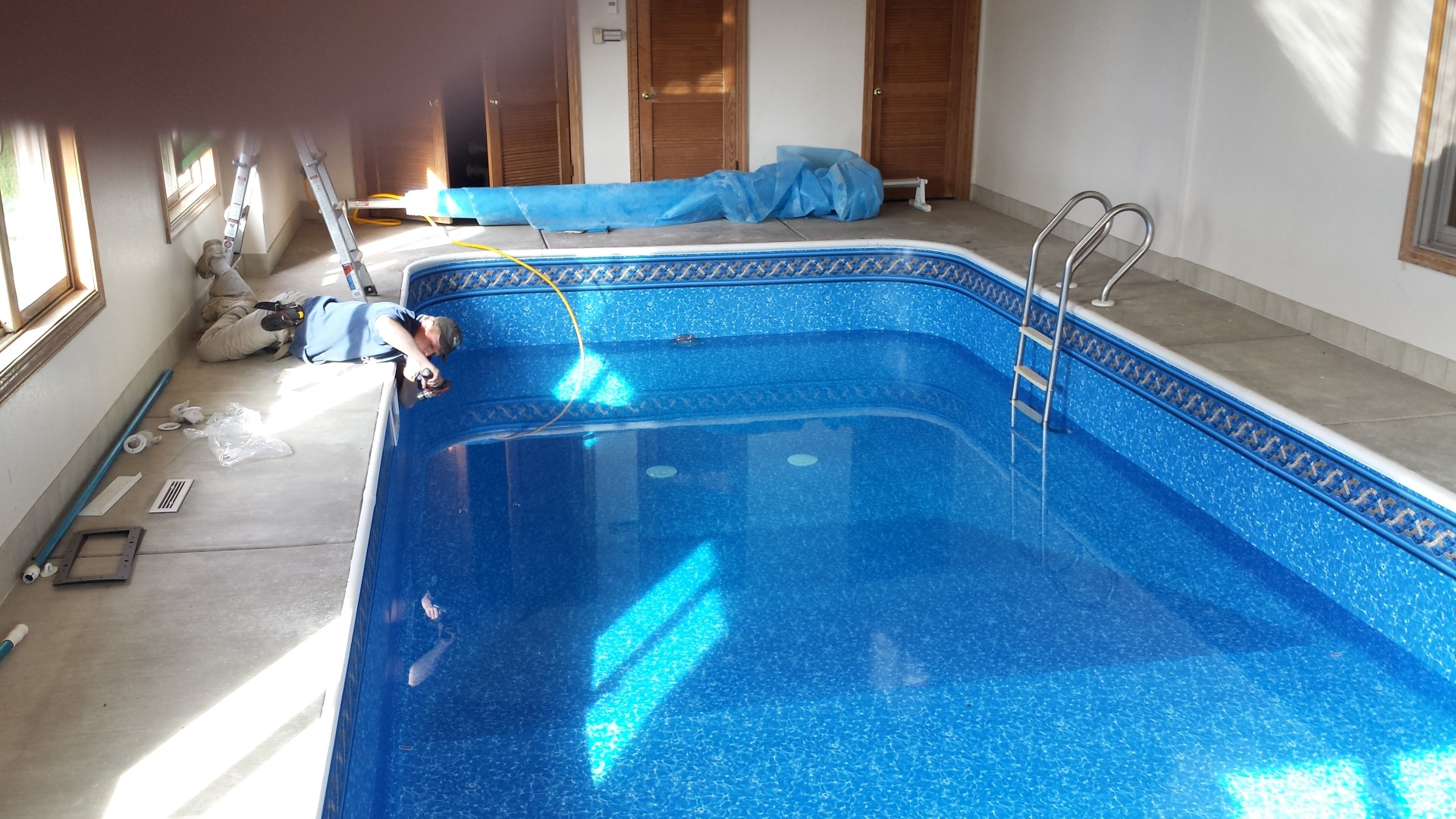 Inground Pool Rehab Amp Repair Portfolio From Penguin Pools