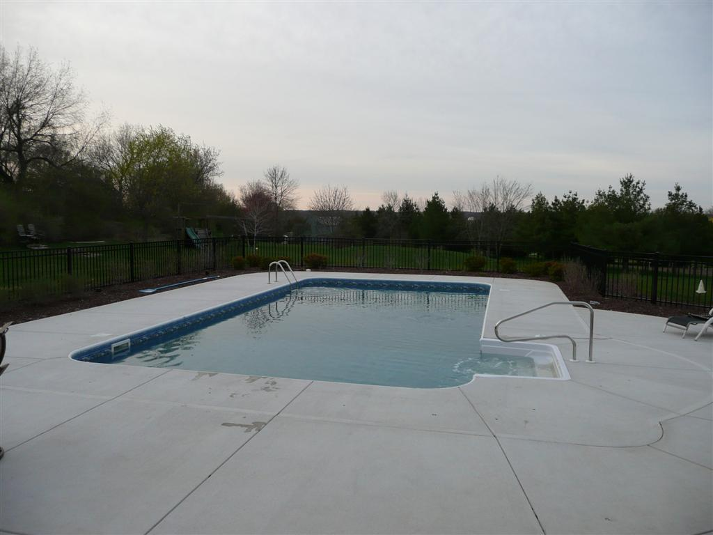 Pewaukee Pool Builds