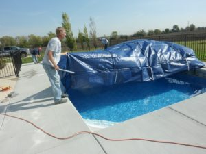 Pool Closing Muskego WI