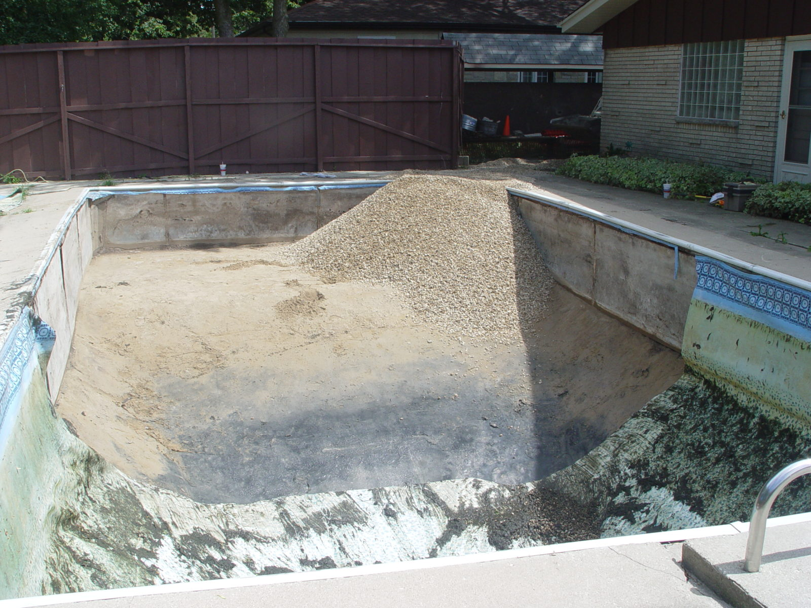 Swimming Pool Remodeling Sussex